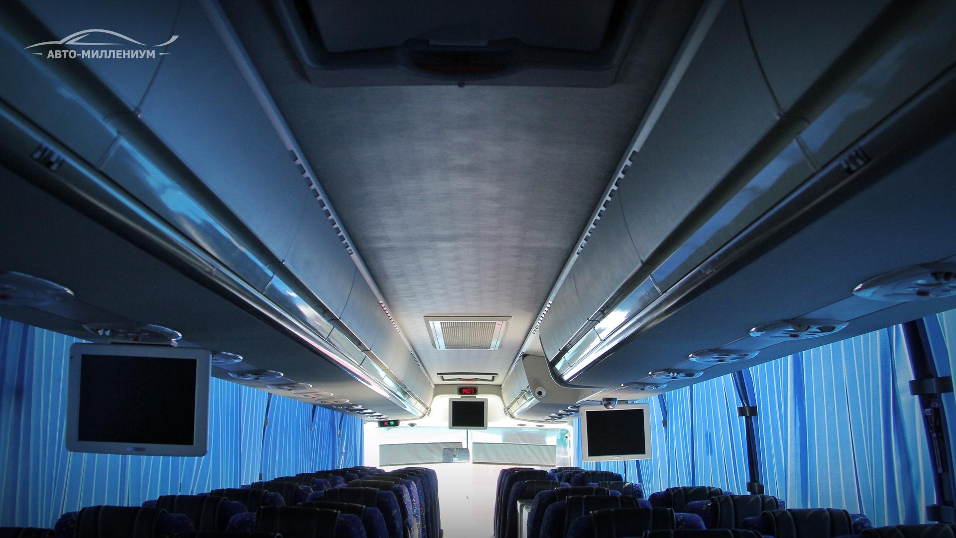 Салон автобуса Scania A80 «Люкс»