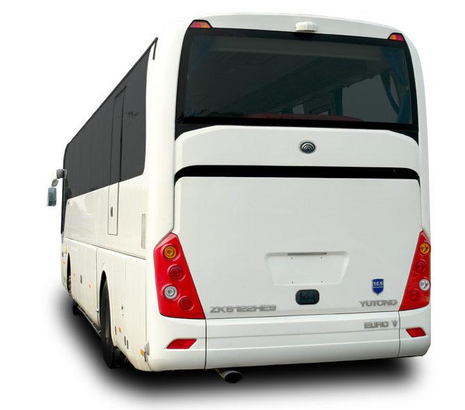 Пассажирские сидения в автобусе Yutong ZK6122HE9