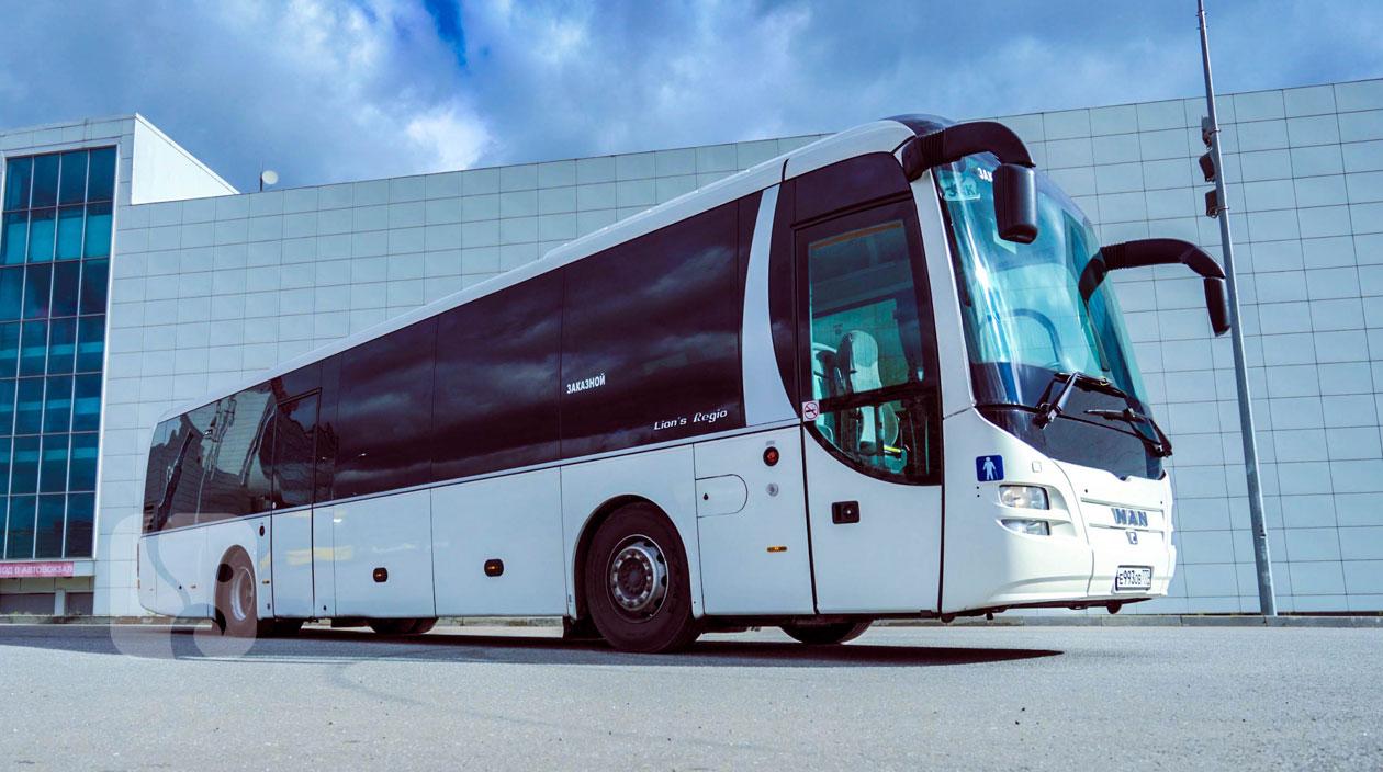 ManLion'sRegio - аренда автобуса в Москве.