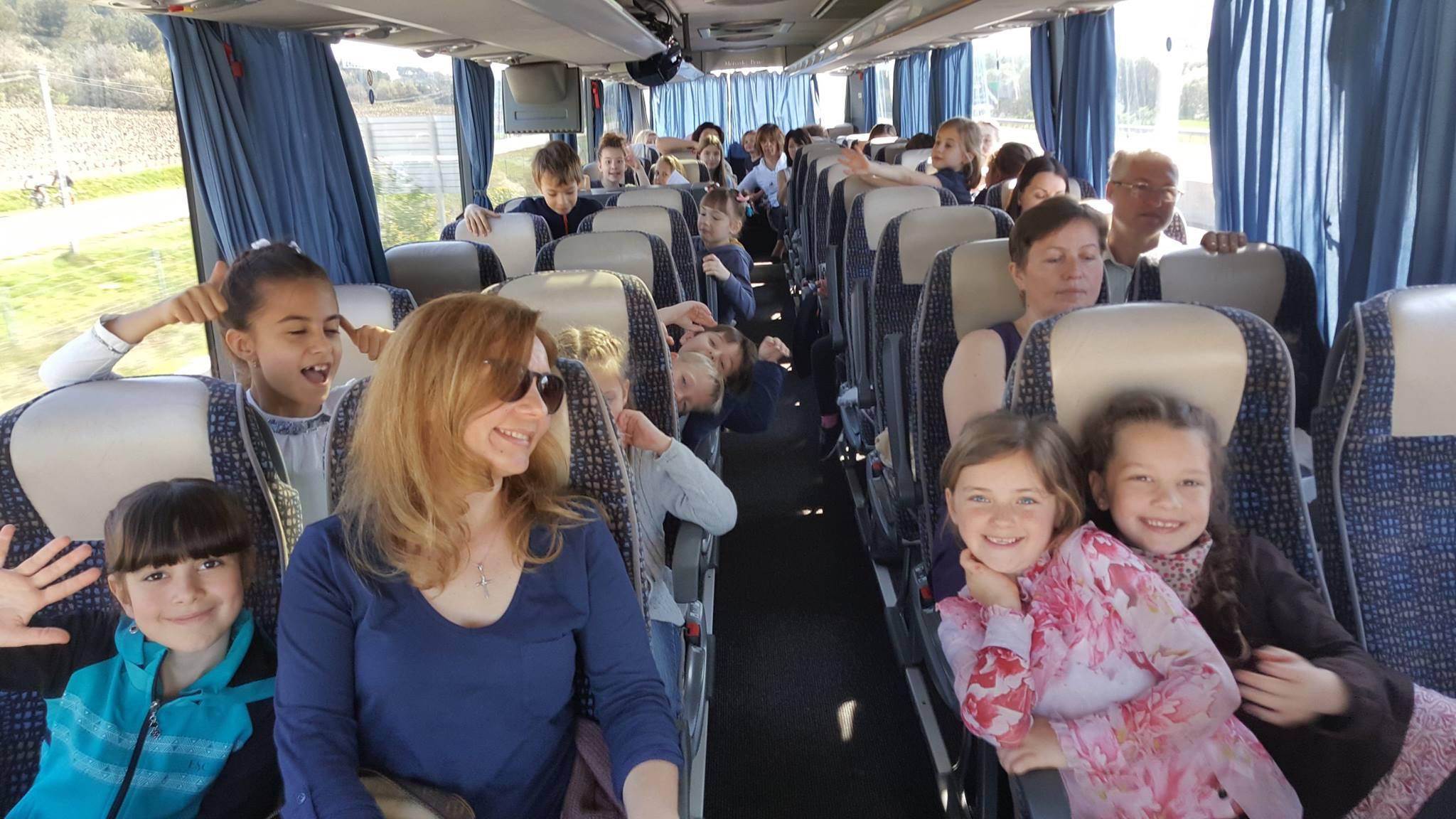 Как правильно организовать посадку в автобусы