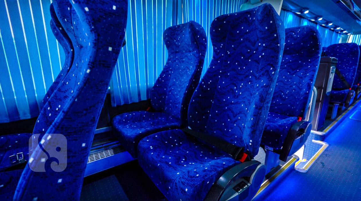 Обзор автобусов «Ютонг»: интерьер и оснастка салона, основные характеристики