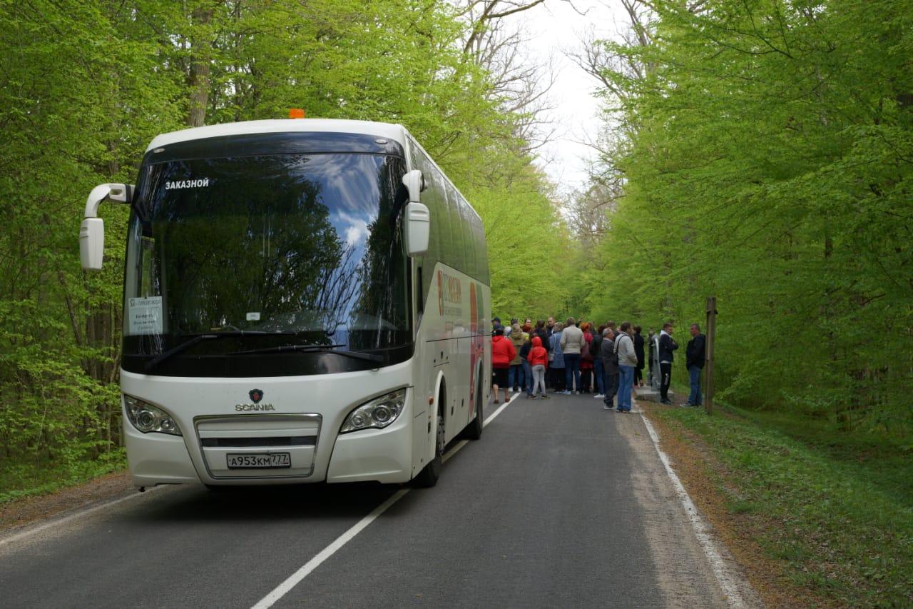 Что входит в стоимость аренды автобуса